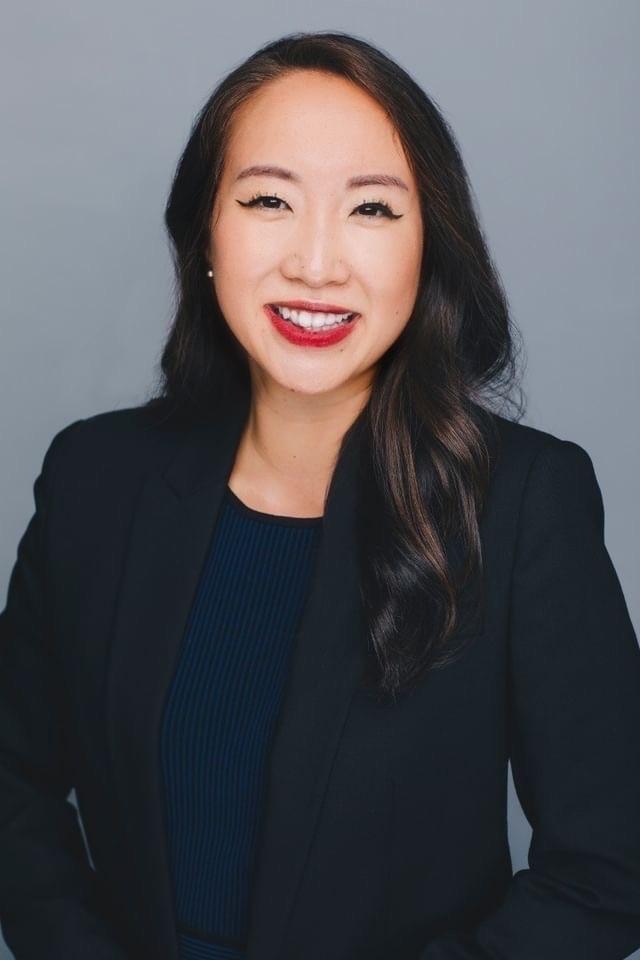 Professional headshot of Sarah Cheng