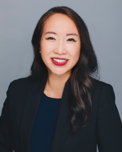 Professional headshot of Sarah Cheng